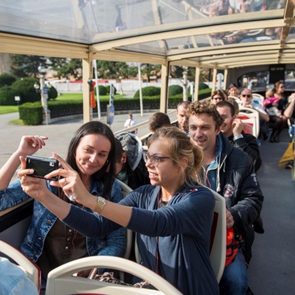 אוטובוס לתיירים בוינה