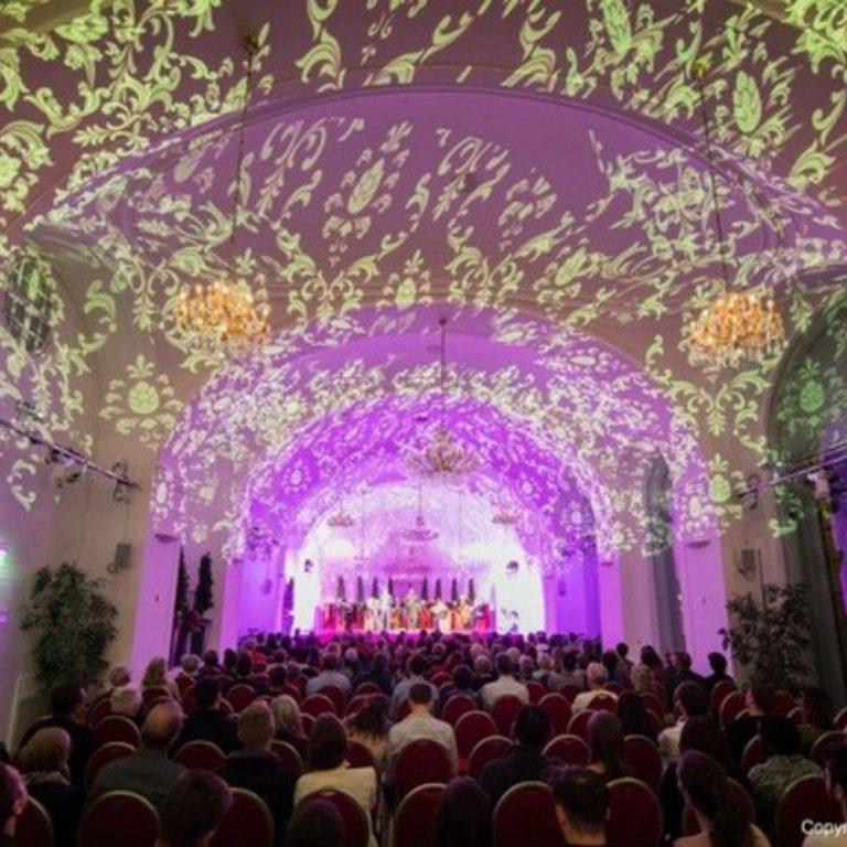 קונצרט בארמון שנברון