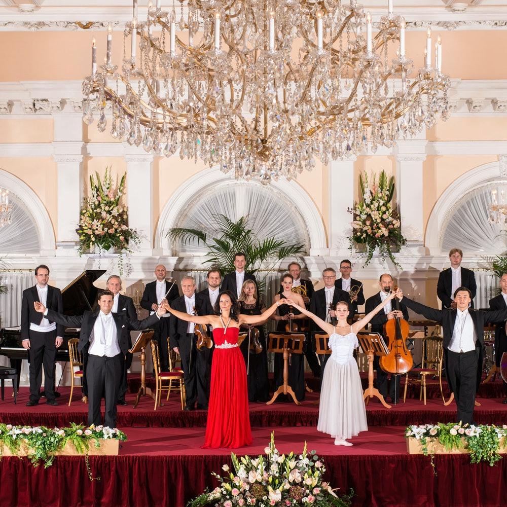 קונצרט שטראוס ומוצרט