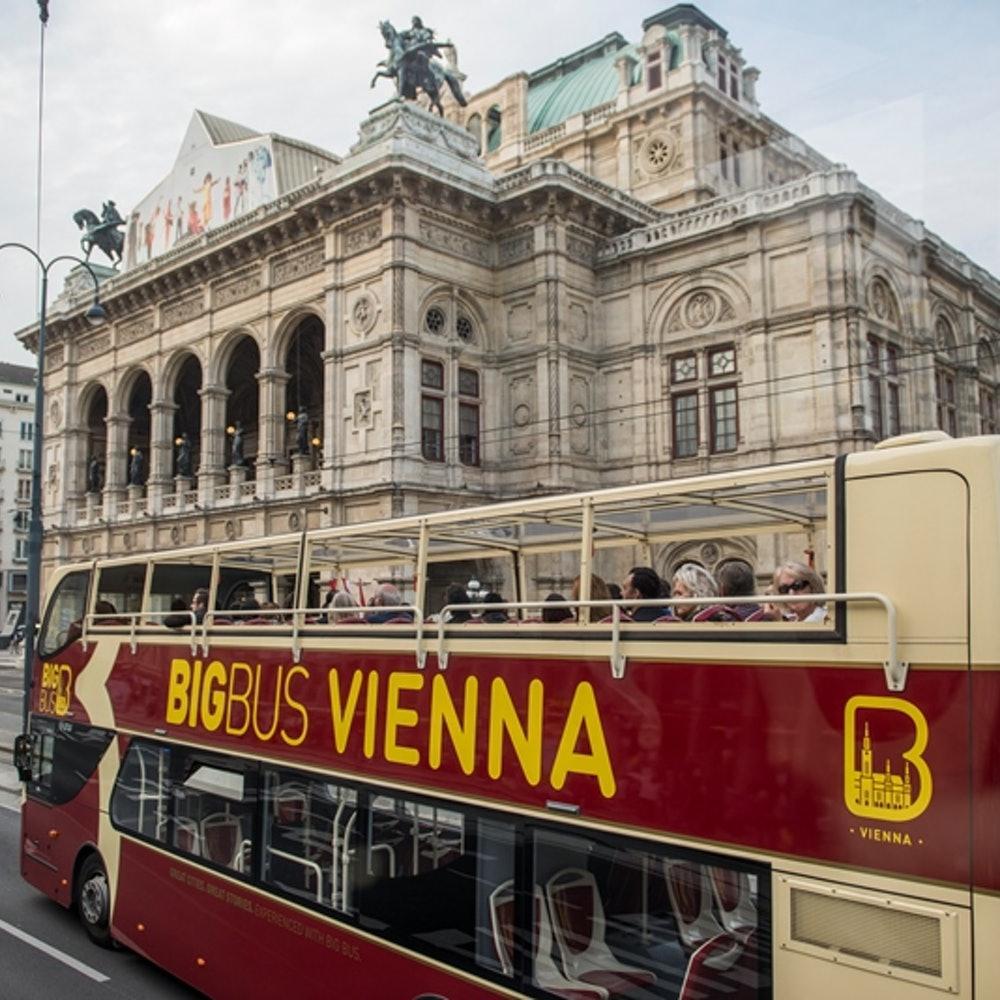 אוטובוס תיירים וינה