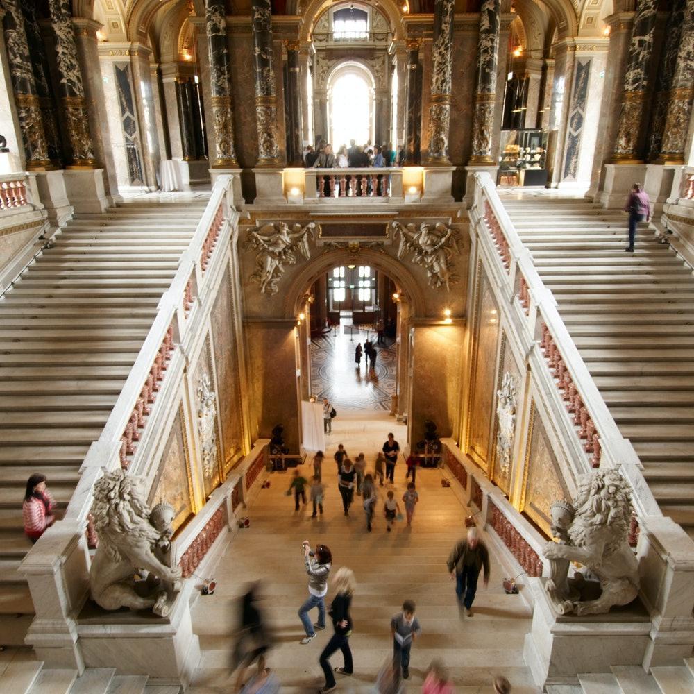 המוזיאון לתולדות האמנות - Kunsthistorisches Museum