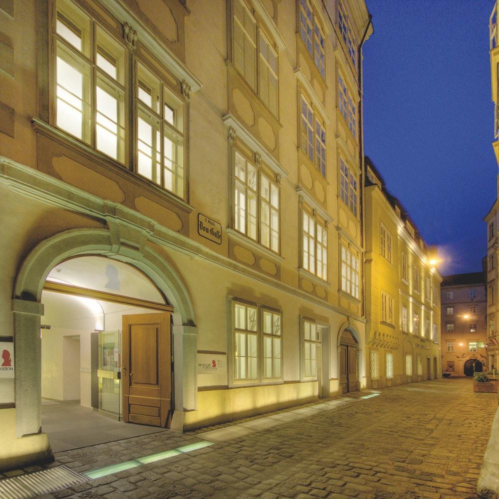 הבית של מוצרט
