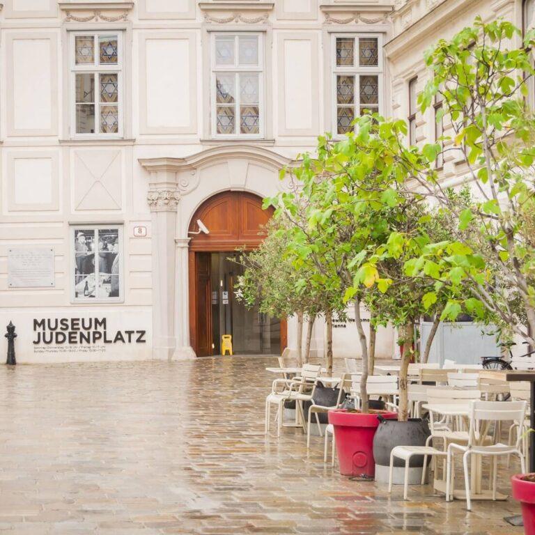 מוזיאון יהדות וינה