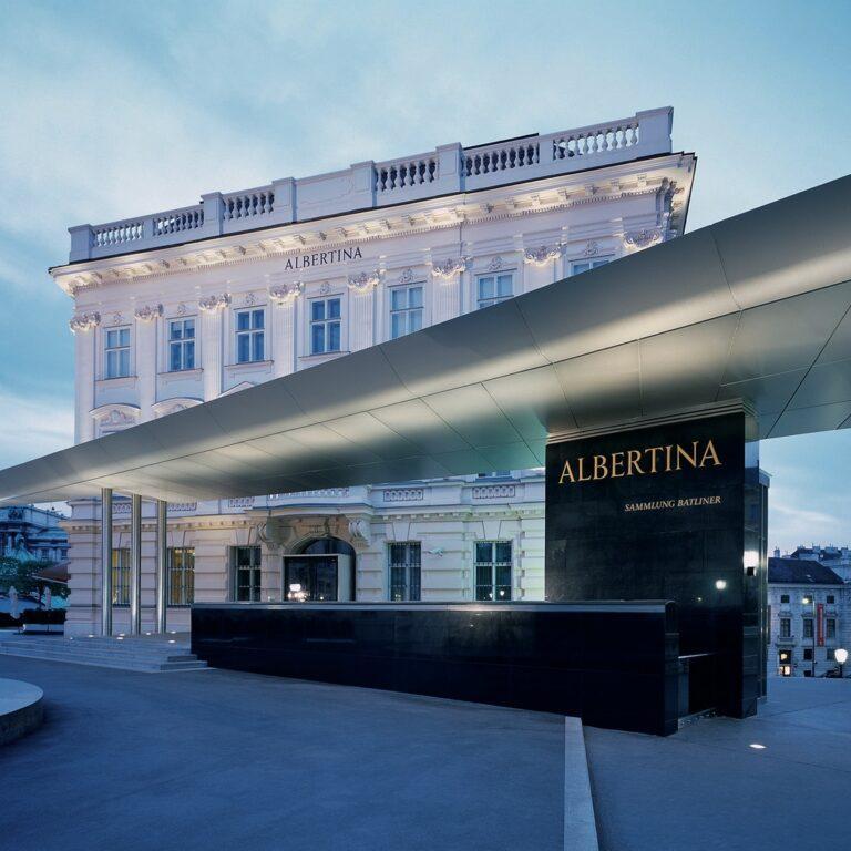 מוזיאון אלברטינה