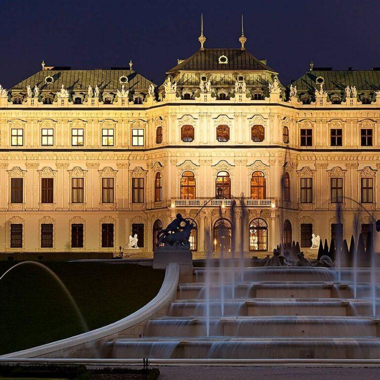 ארמון בלוודר וינה