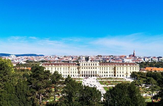 ארמון שונברון - Schloss Schonbrunn