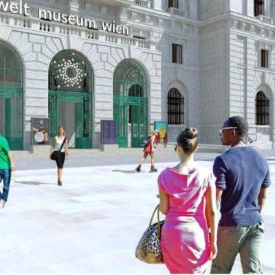 המוזיאון האתנולוגי בוינה (מוזיאון העולם) - Weltmuseum