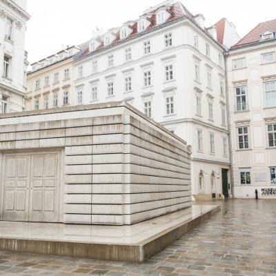 כיכר היהודים בוינה