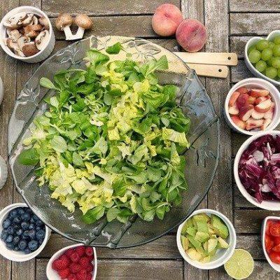 אוכל טבעוני וינה